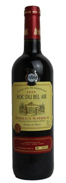 Roc Du Bel Air, 2009