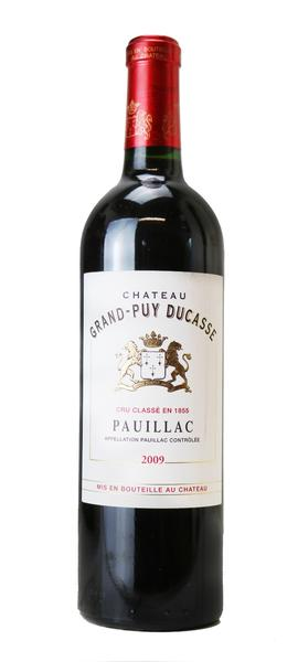 Chateau Grand Puy Ducasse, 2009
