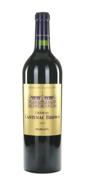 Chateau Cantenac Brown , 2009